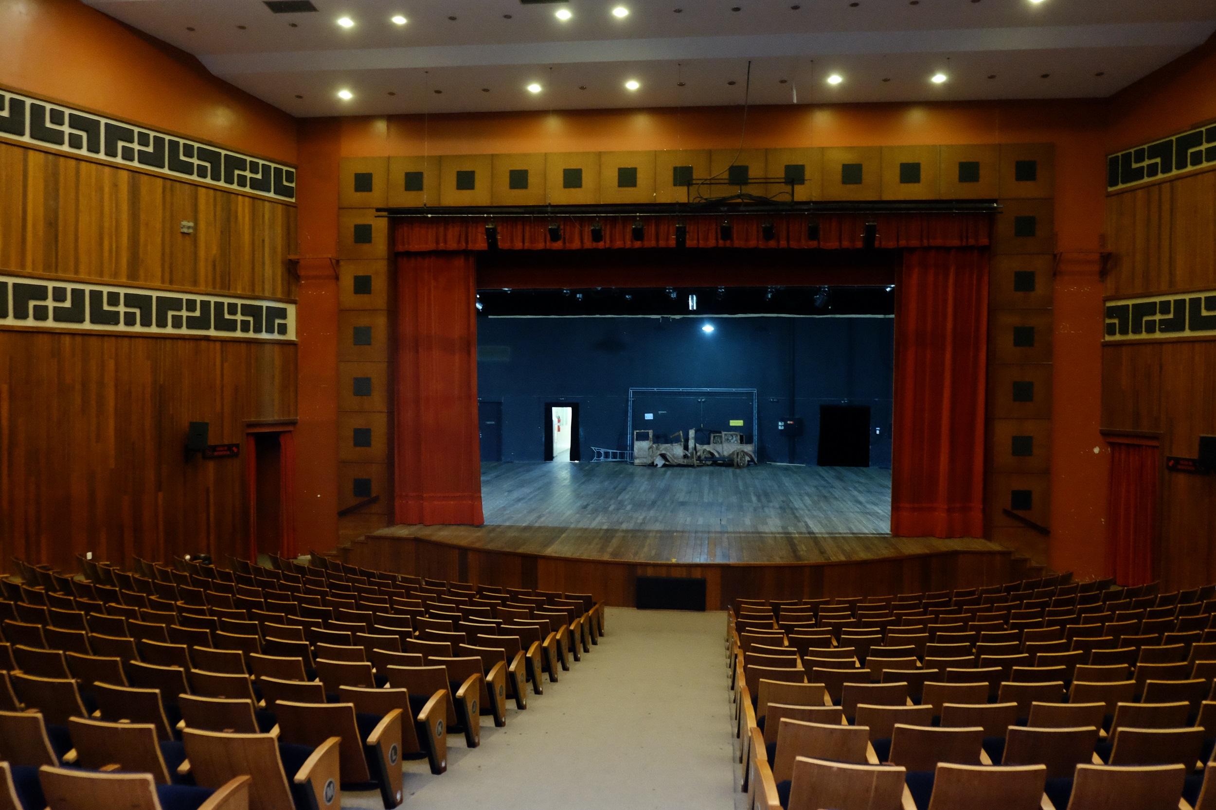 Teatro Municipal volta a receber eventos e espetáculos com público em agosto