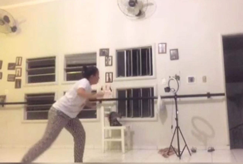 CRAS do Redenção realiza aulas de capoeira de forma virtual