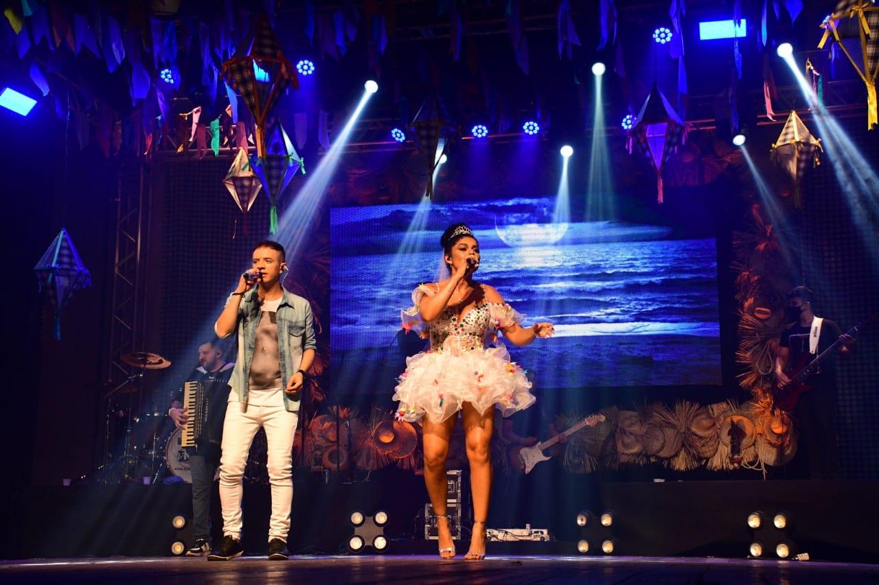 Mossoró Cidade Junina 2021 Virtual se consolida como edição que mais valoriza os artistas da terra