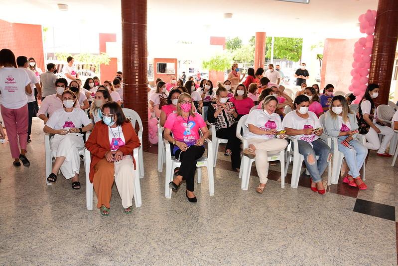 """""""Outubro Rosa"""" tem programação intensa durante todo este mês em Mossoró"""