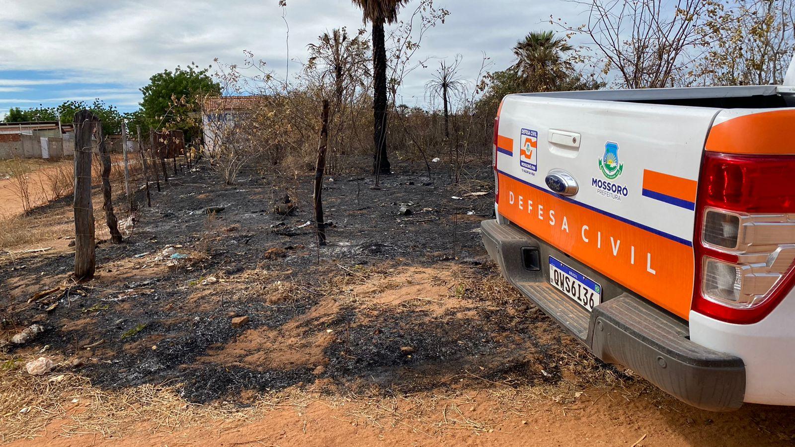 Defesa Civil lança campanha de prevenção a queimadas e incêndios florestais