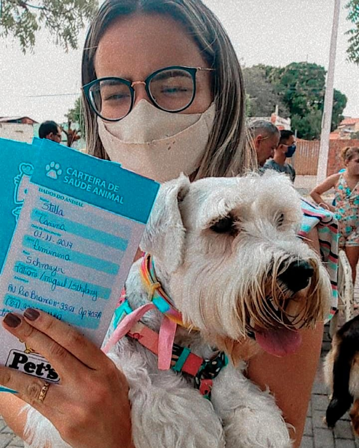 """Dia """"D"""" de vacinação contra raiva será dia 13 de novembro em Mossoró"""