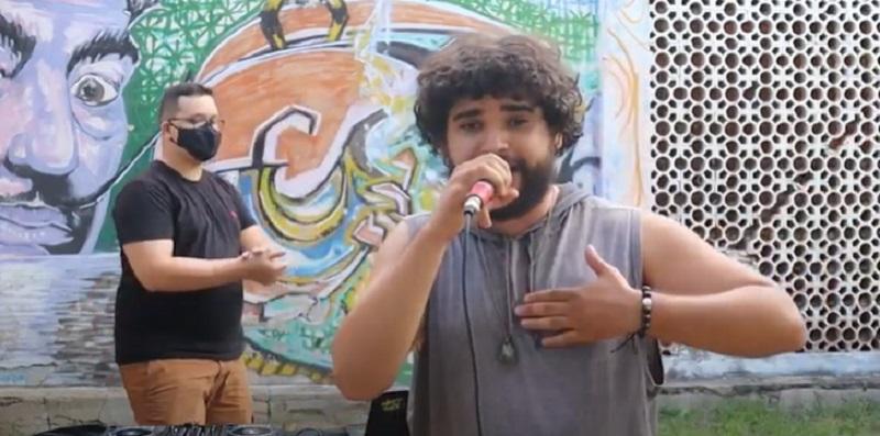 Projeto Pé na Praça vai levar intervenções culturais de hip hop para o Santa Delmira