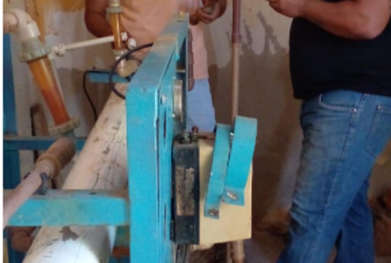 Secretaria coloca novas membranas em dessalinizador e poço de Passagem do Rio volta a funcionar