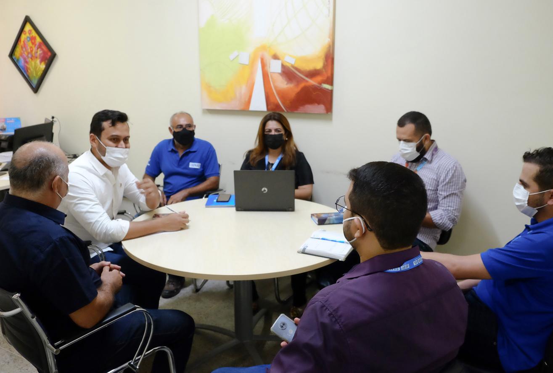 Reunião discute parceria entre Prefeitura de Mossoró e entidades industriais