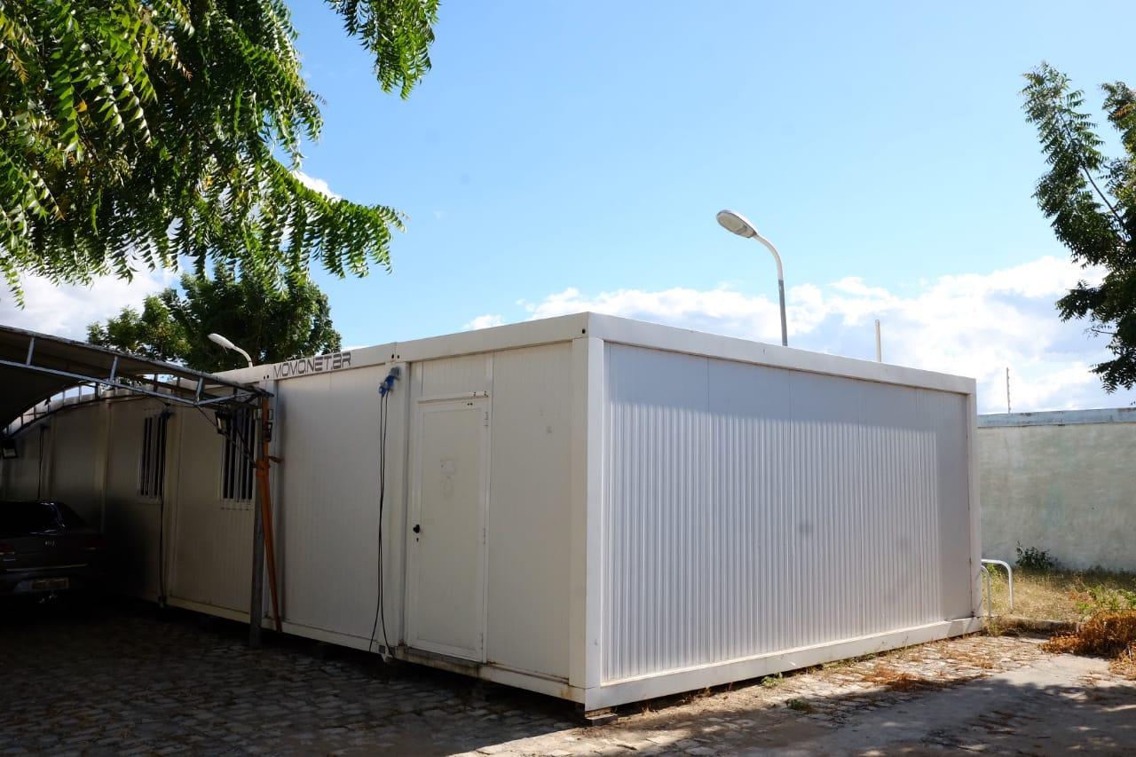 Covid-19: Módulos habitáveis da UPA do Belo Horizonte estão sem pacientes internados há uma semana