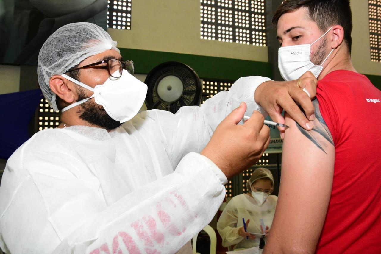 """""""Mossoró Vacina"""": campanha acontece neste fim de semana e terá reforço com chegada de mais doses"""
