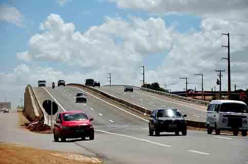 Após solicitação da Prefeitura, DNIT autoriza licitação para passarelas no Complexo Viário