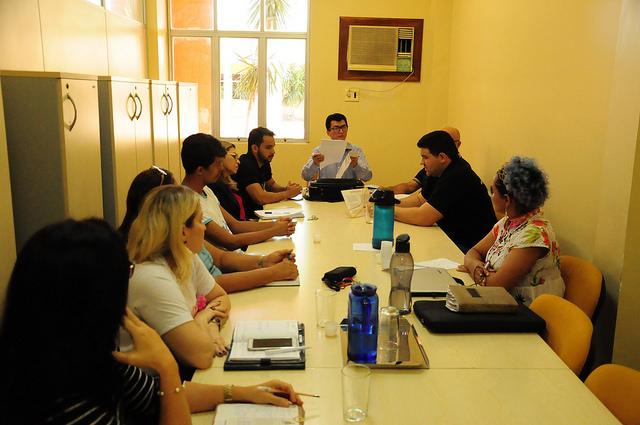 Coordenação estadual do Bolsa Família faz reunião intersetorial em Mossoró
