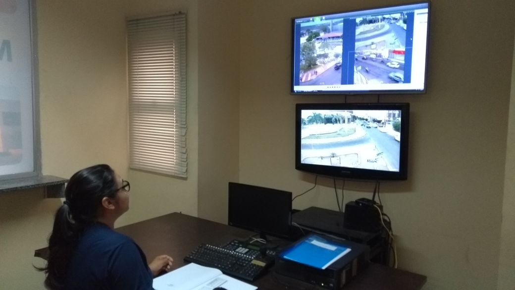 Guarda Municipal vai ampliar monitoramento por câmeras