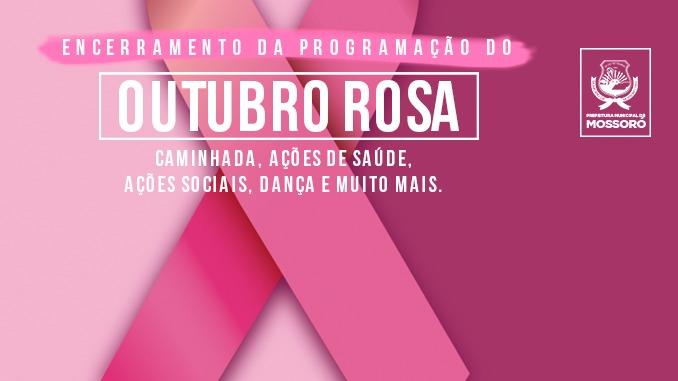 Caminhada Rosa será realizada neste domingo (29)