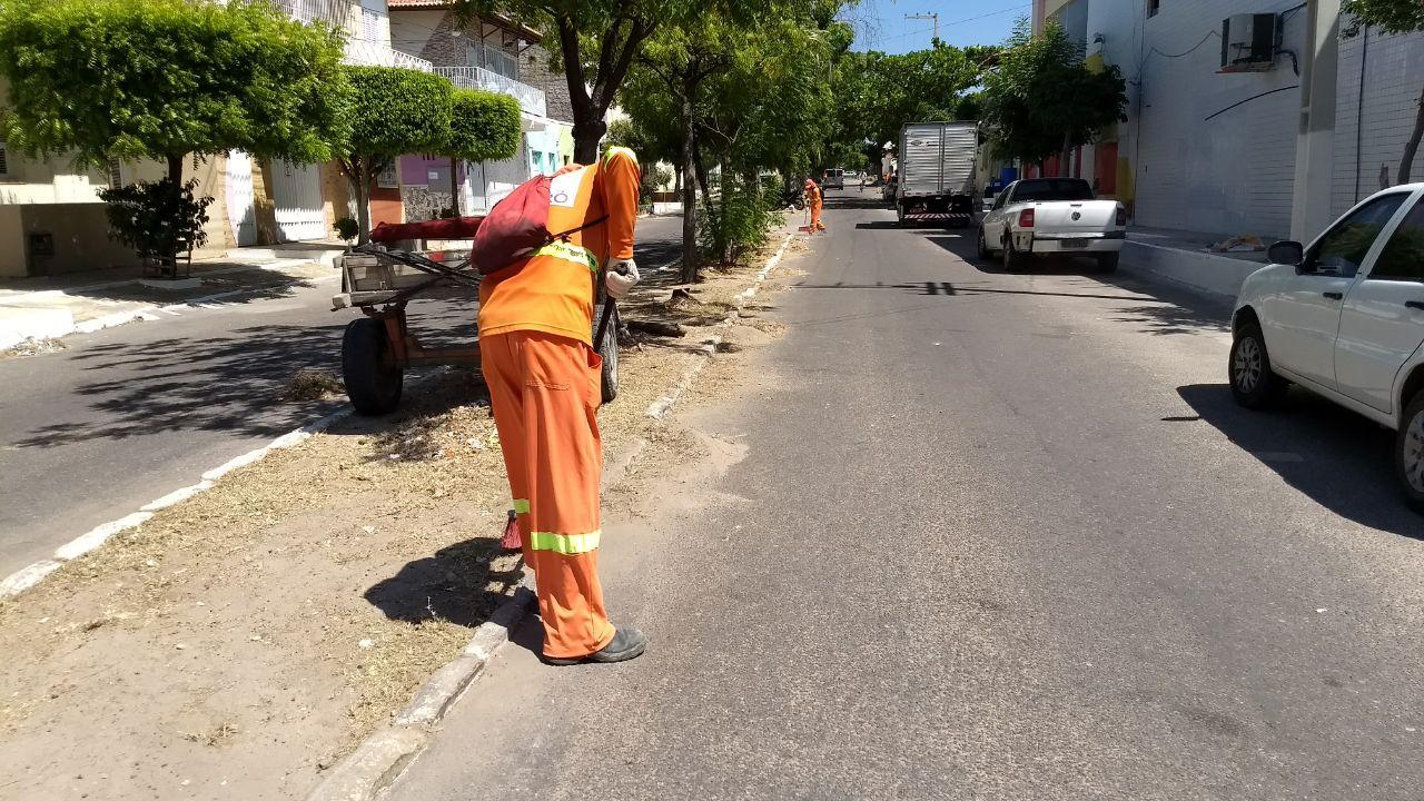 Prefeitura publica edital de licitação para limpeza urbana