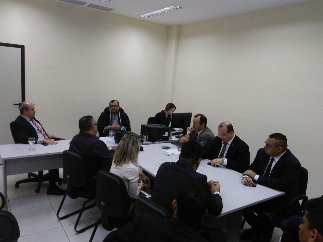 Secretário de Saúde participa de audiência de conciliação sobre cirurgias eletivas