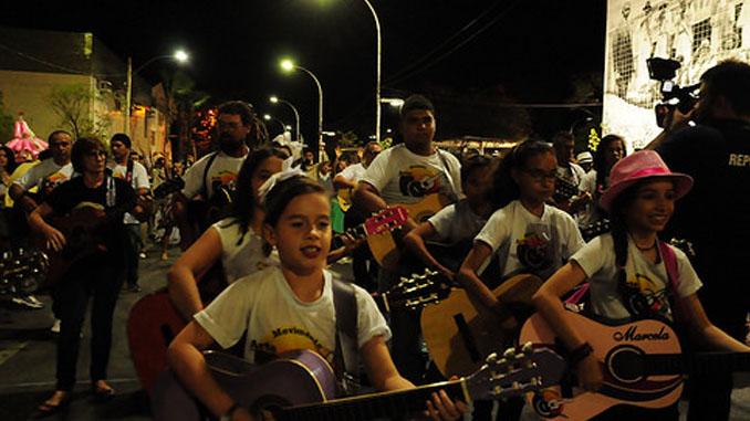 Desfile do 30 de setembro é marcado pela alegria e pela diversidade