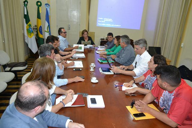 Prefeitura assegura apoio à Festa de Santa Luzia