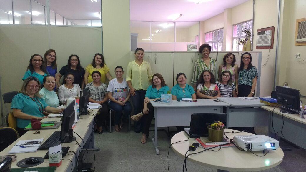 Secretaria de Educação participa de Formação do PNAIC
