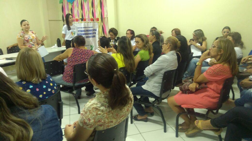 Desenvolvimento Social organiza encerramento das atividades de 2017