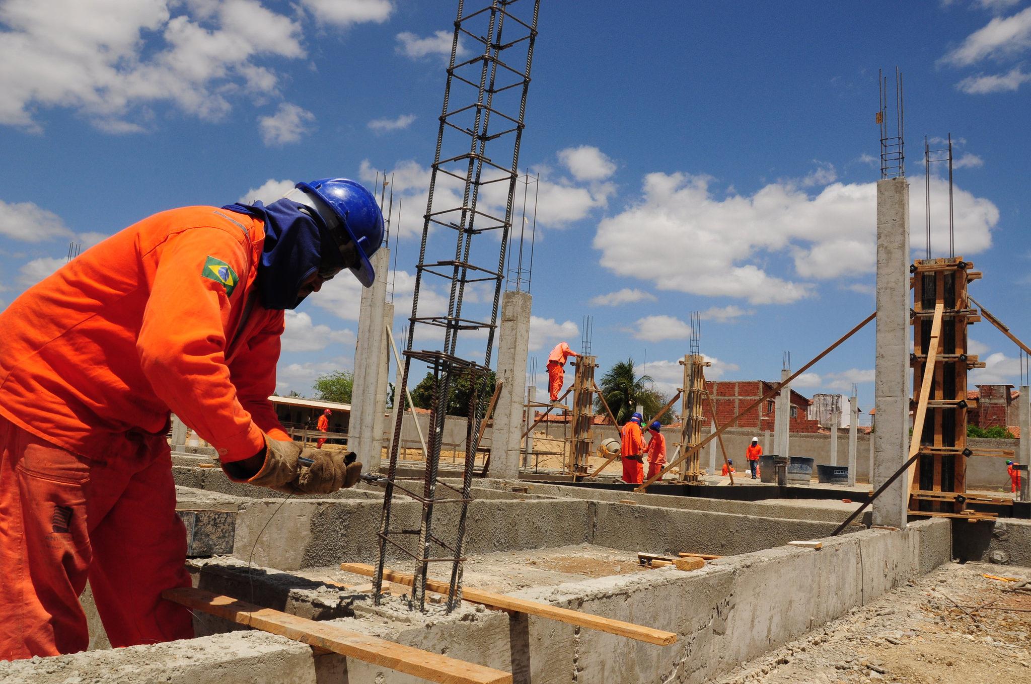 Construção do Centro Especializado de Reabilitação deve ser concluída em 2018