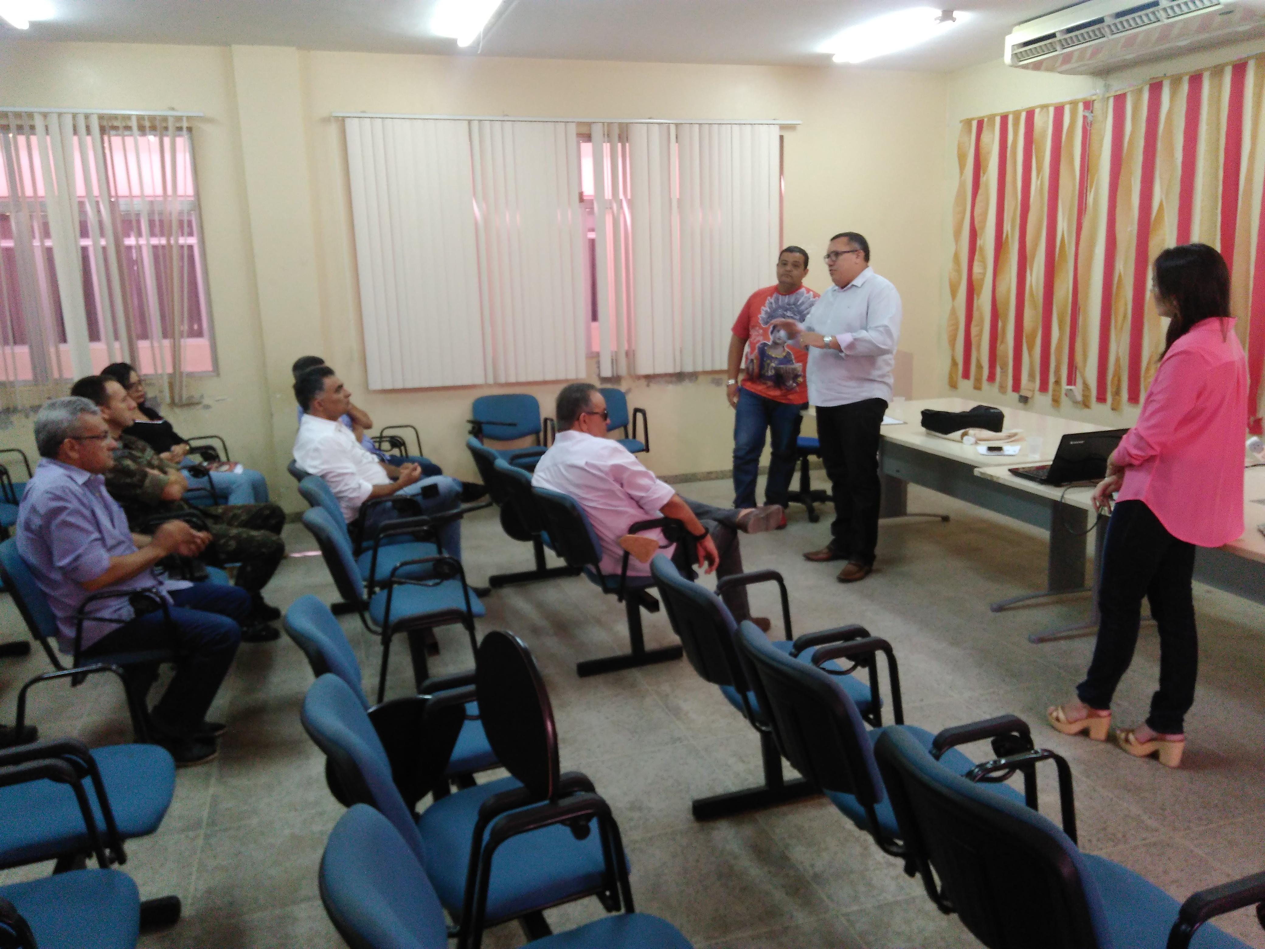 Comitê de Combate às Arboviroses discute ações para eliminação do Aedes Aegypti