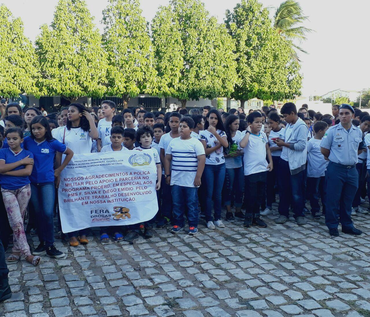 Rede Municipal de Ensino forma mais de 400 alunos no PROERD