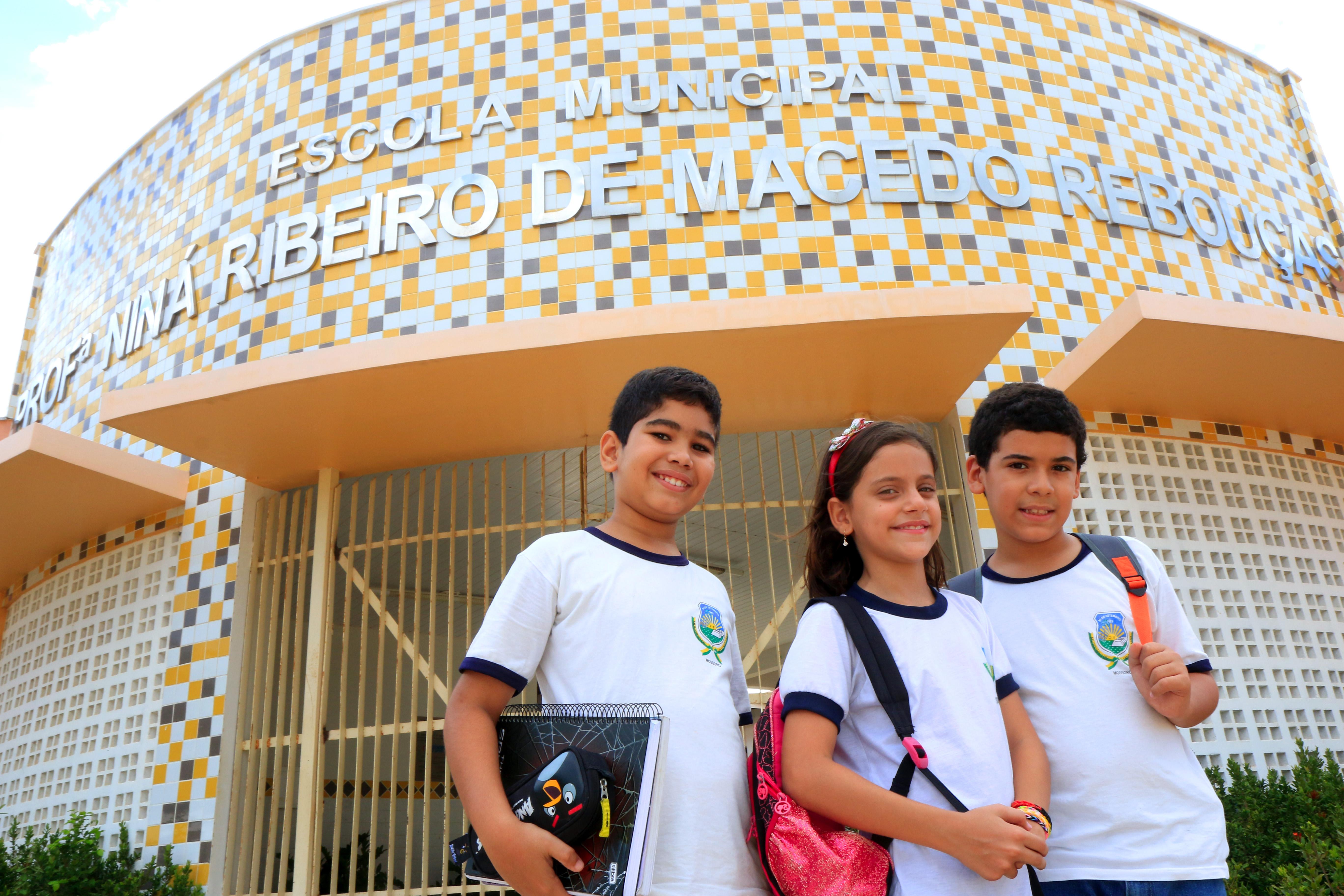 Educação amplia em mais de 450 vagas na Rede Municipal