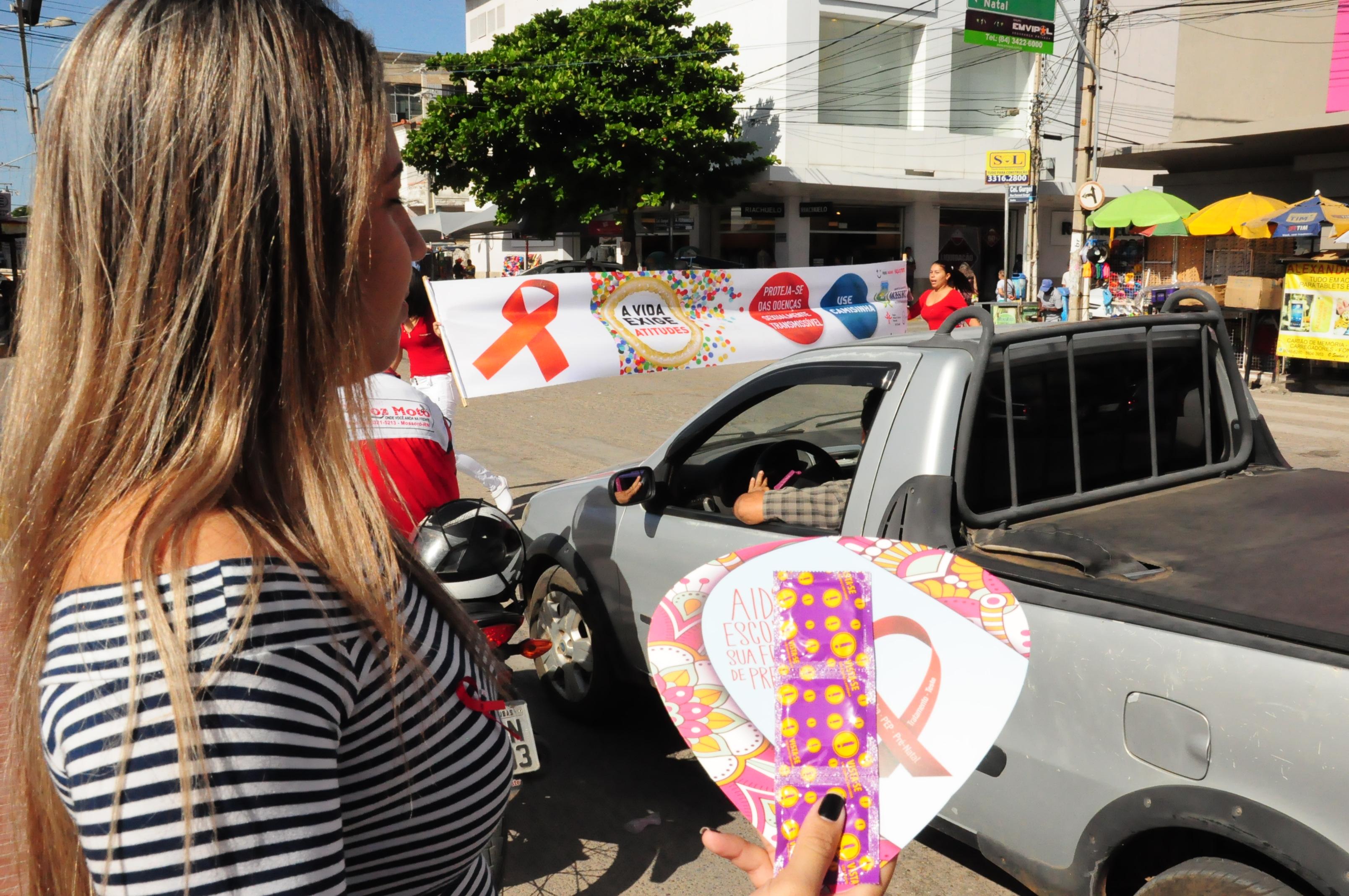 Secretaria de Saúde distribuirá mais de 120 mil preservativos antes do Carnaval