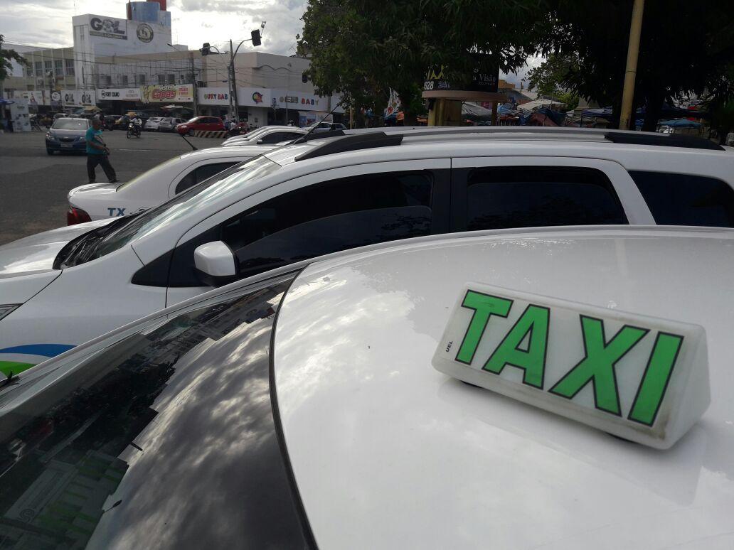 Município inicia vistoria de táxis e moto-táxis na próxima segunda-feira