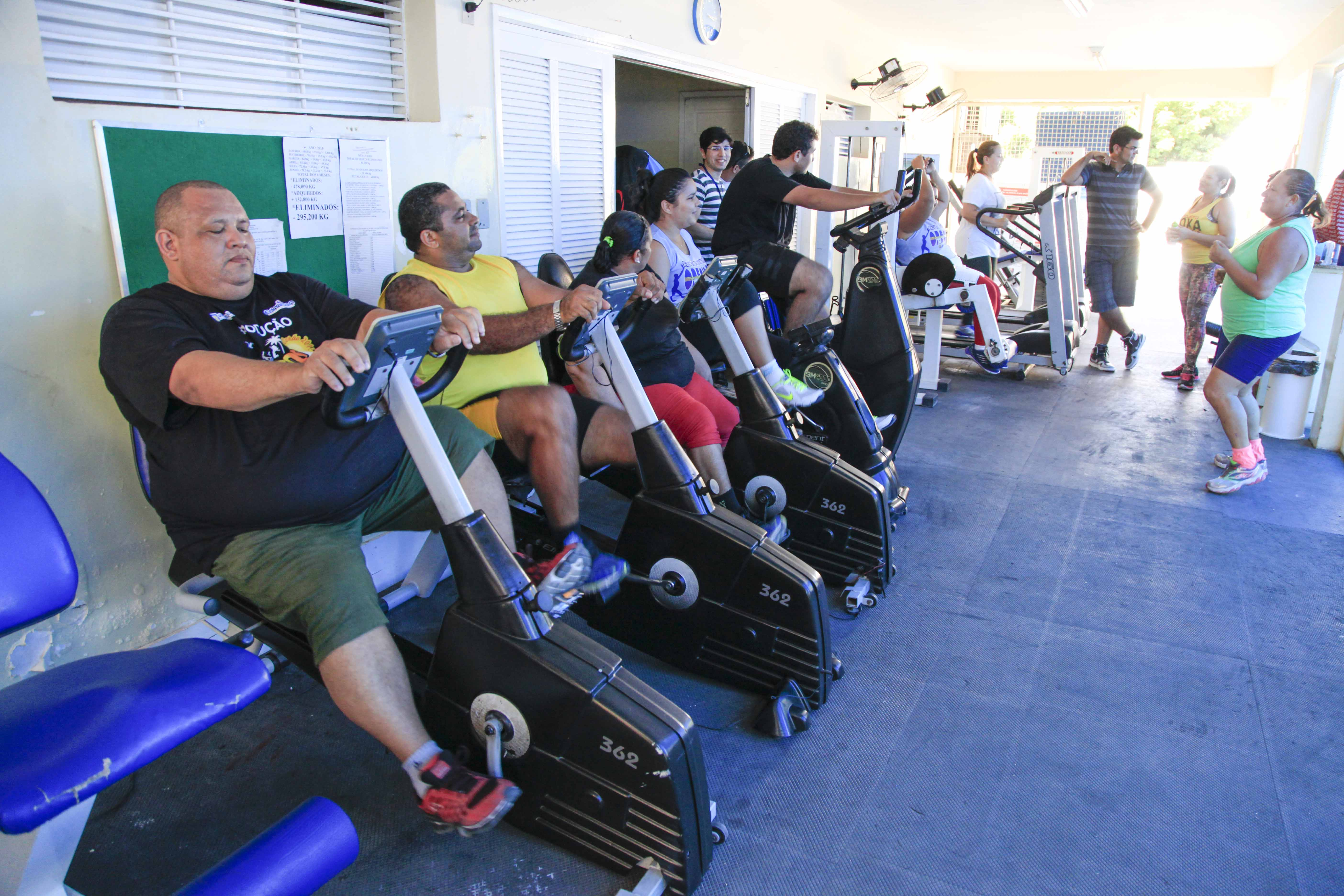 Centro Municipal de Obesidade começa atividades do ano de 2018 em novo endereço