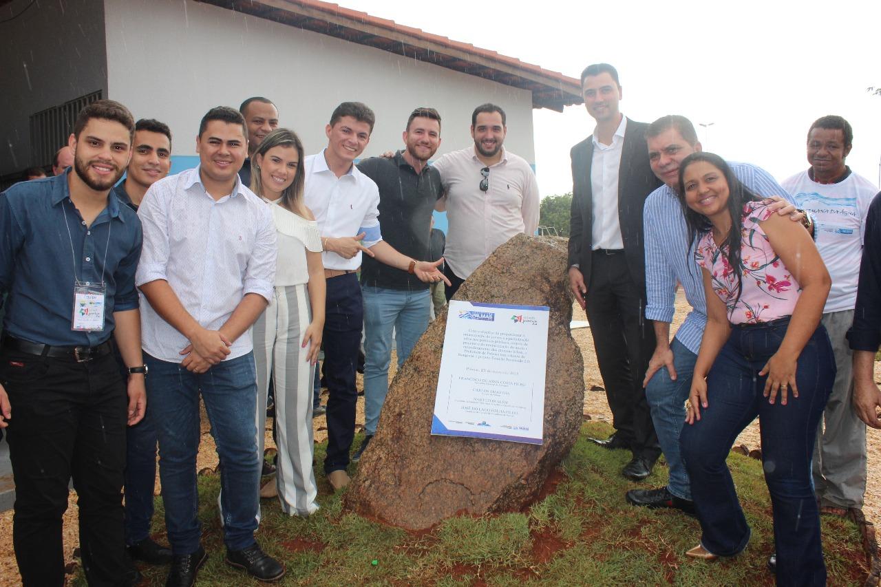 Vice-prefeita participa de lançamento e oficina nacional do Estação Juventude em Palmas