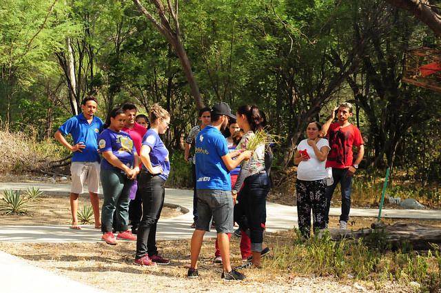 Parque Municipal realiza programação alusiva à Semana da Água
