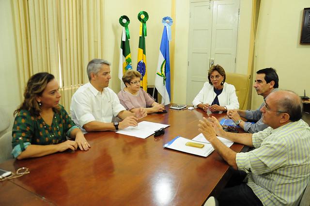 Prefeitura de Mossoró fortalece parceria com o SEBRAE