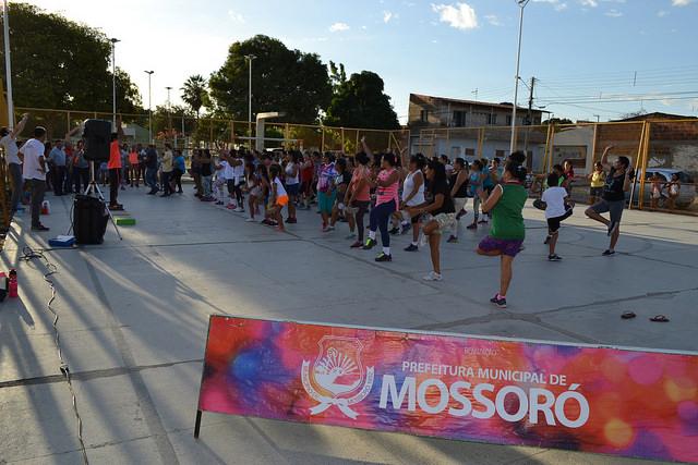 Fit dance é novidade do projeto Viva a Vida para este ano