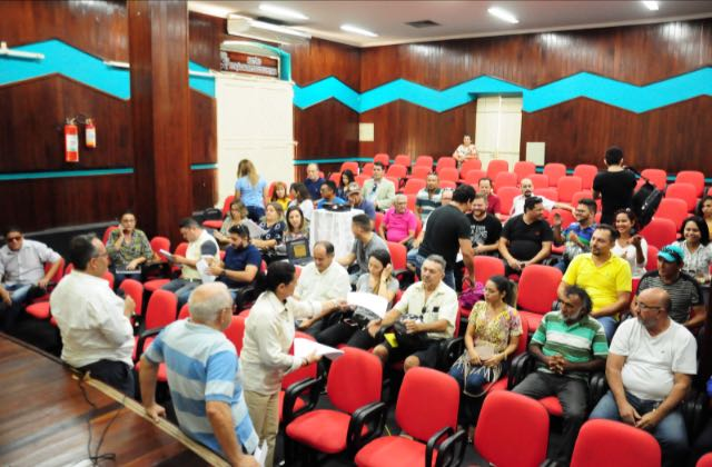 Artistas elogiam chamamento público e planejamento do Mossoró Cidade Junina 2018