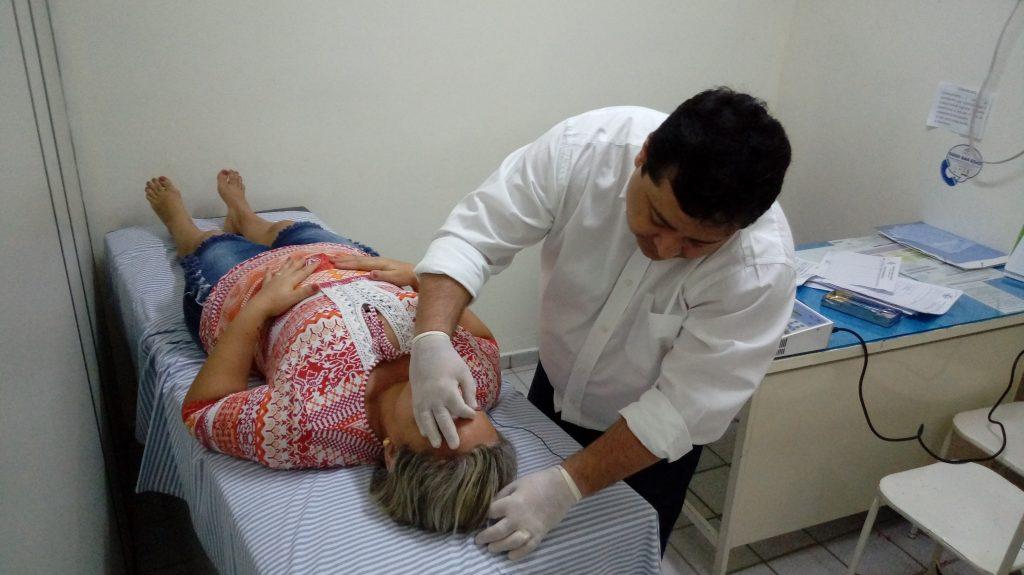 Secretaria de Saúde oferta serviço de acupuntura gratuitamente aos mossoroenses