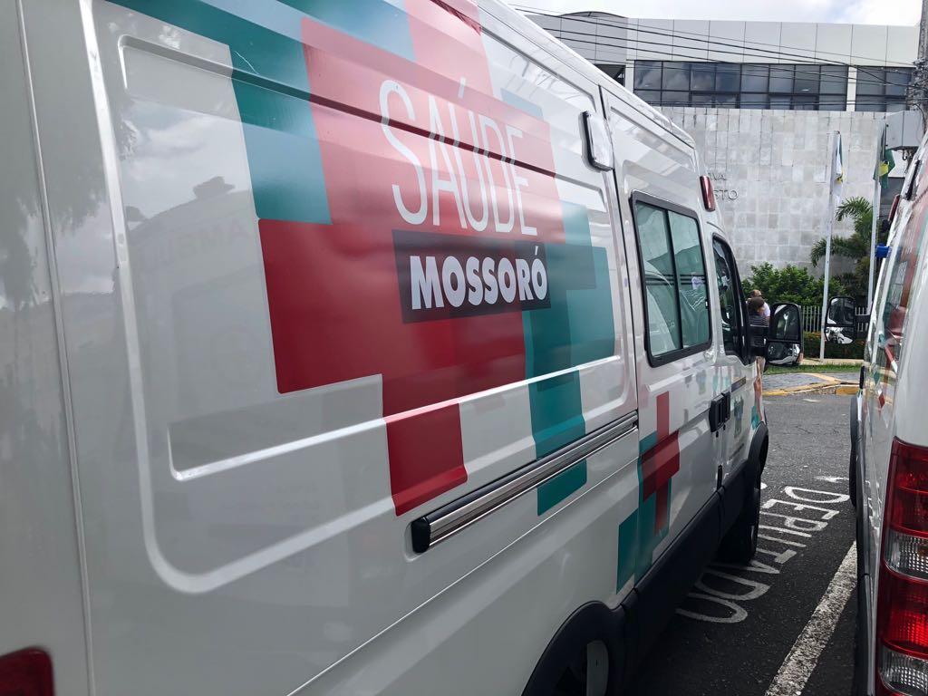 Mossoró é contemplada com UTI Móvel por proposição da deputada estadual Larissa Rosado
