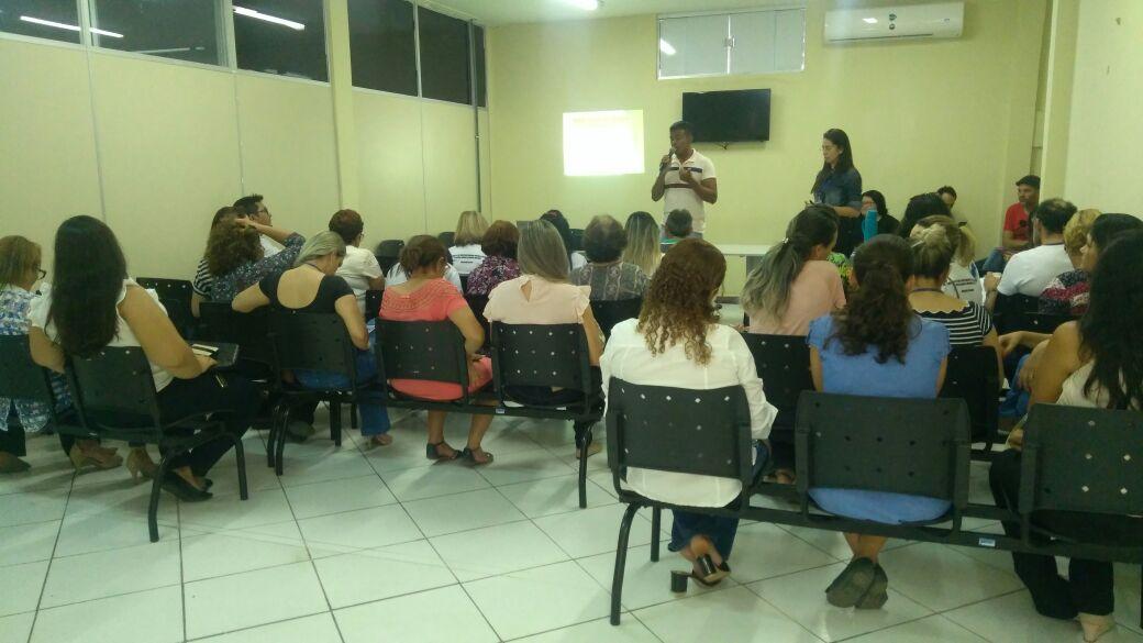 Desenvolvimento Social reúne coordenadores e gerente para planejamento das próximas atividades