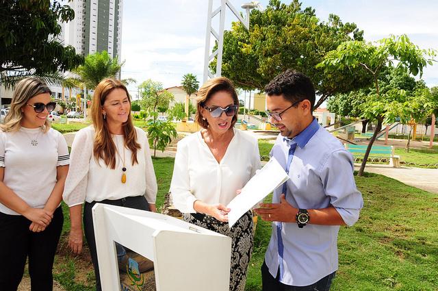 Praça do Rotary receberá serviços de reforma e manutenção