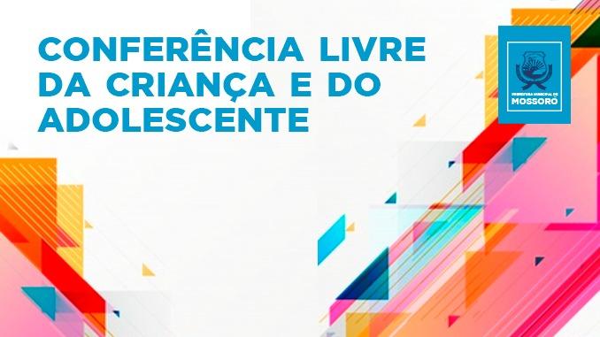 Desenvolvimento Social realiza segunda edição das Conferências Livres para Crianças e Adolescentes