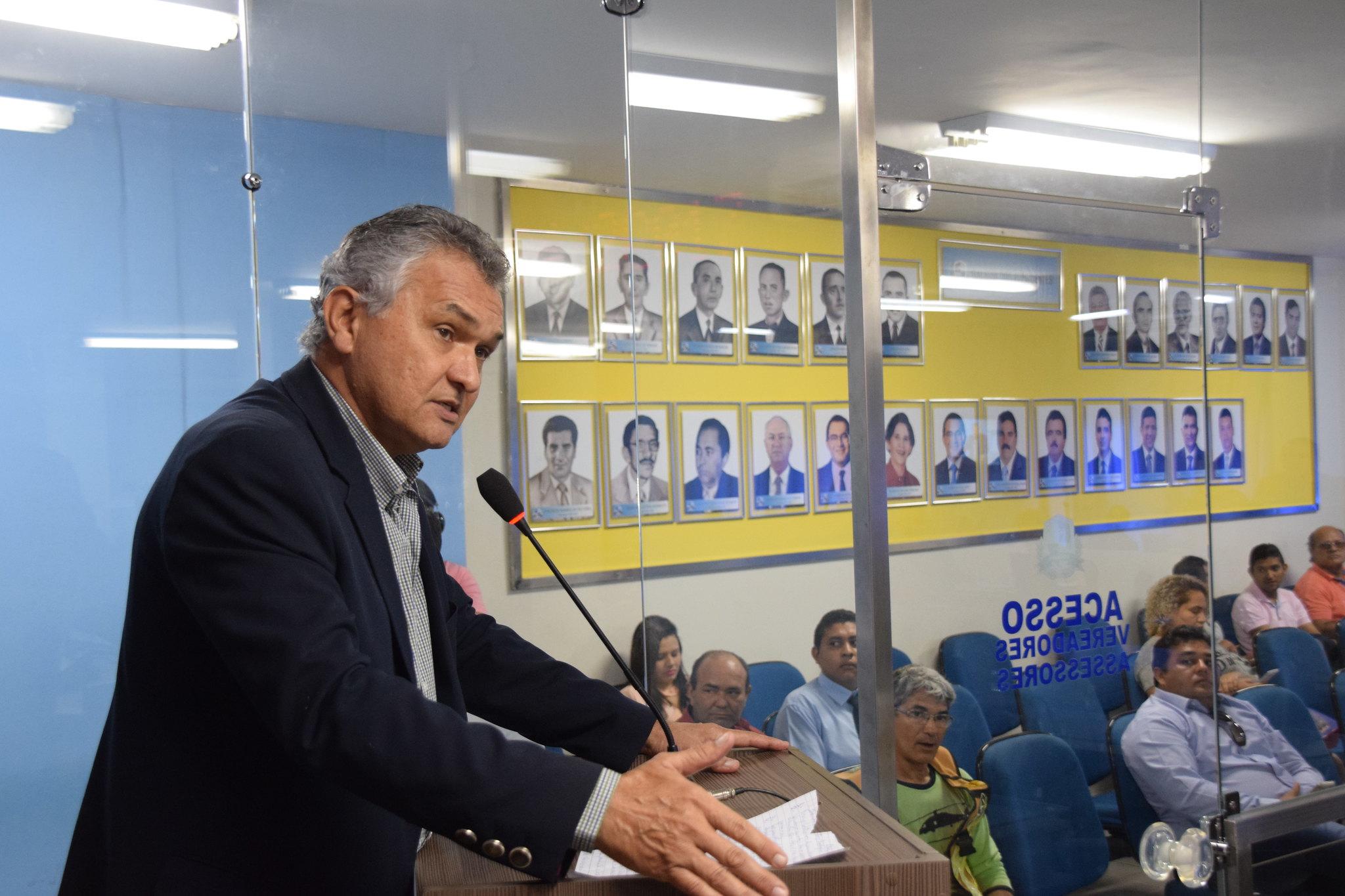 Secretário convida Guarda Civil Municipal para diálogo