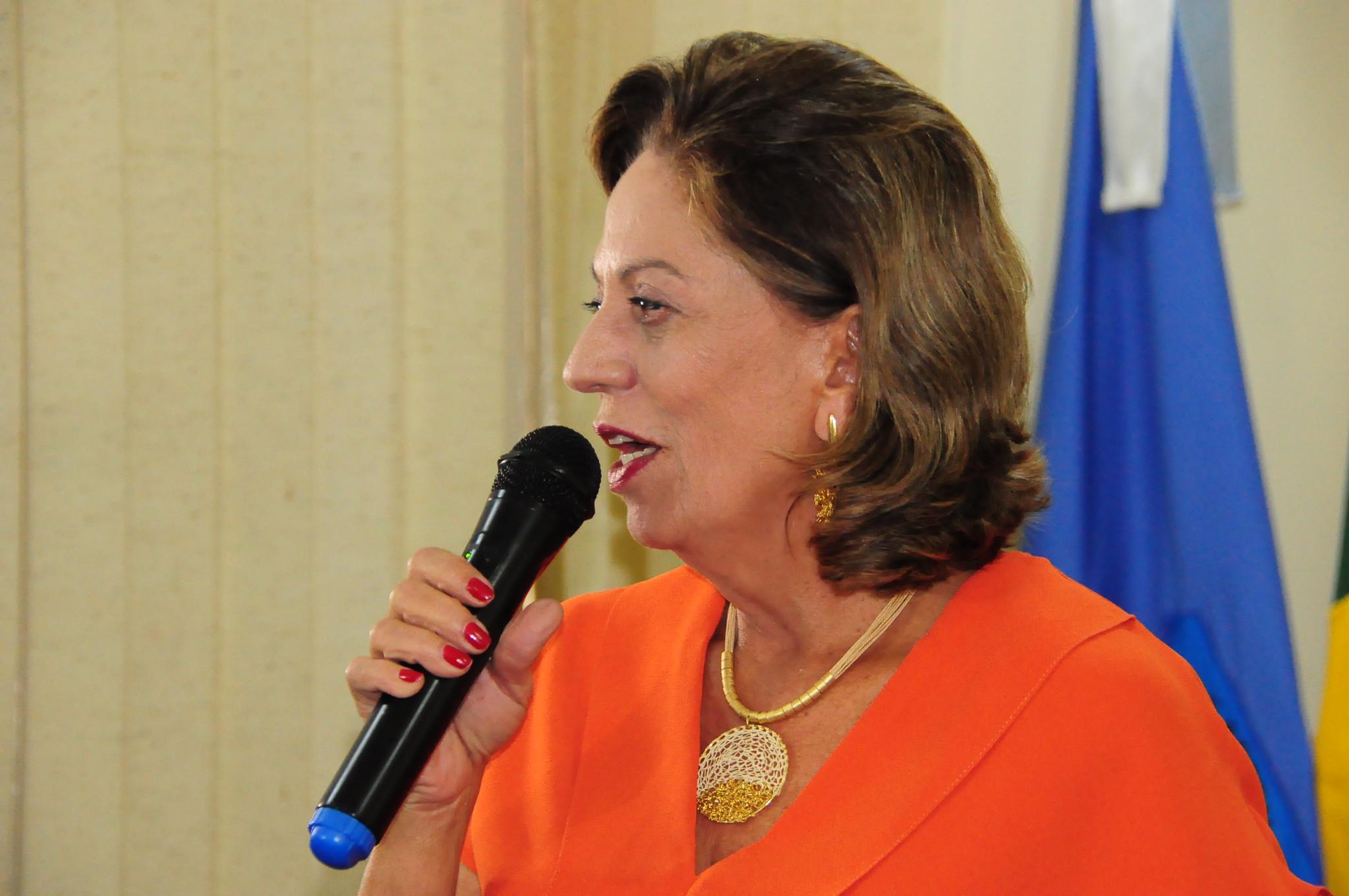 Prefeita Rosalba Ciarlini retornará a Brasília para audiência com Ministro da Justiça