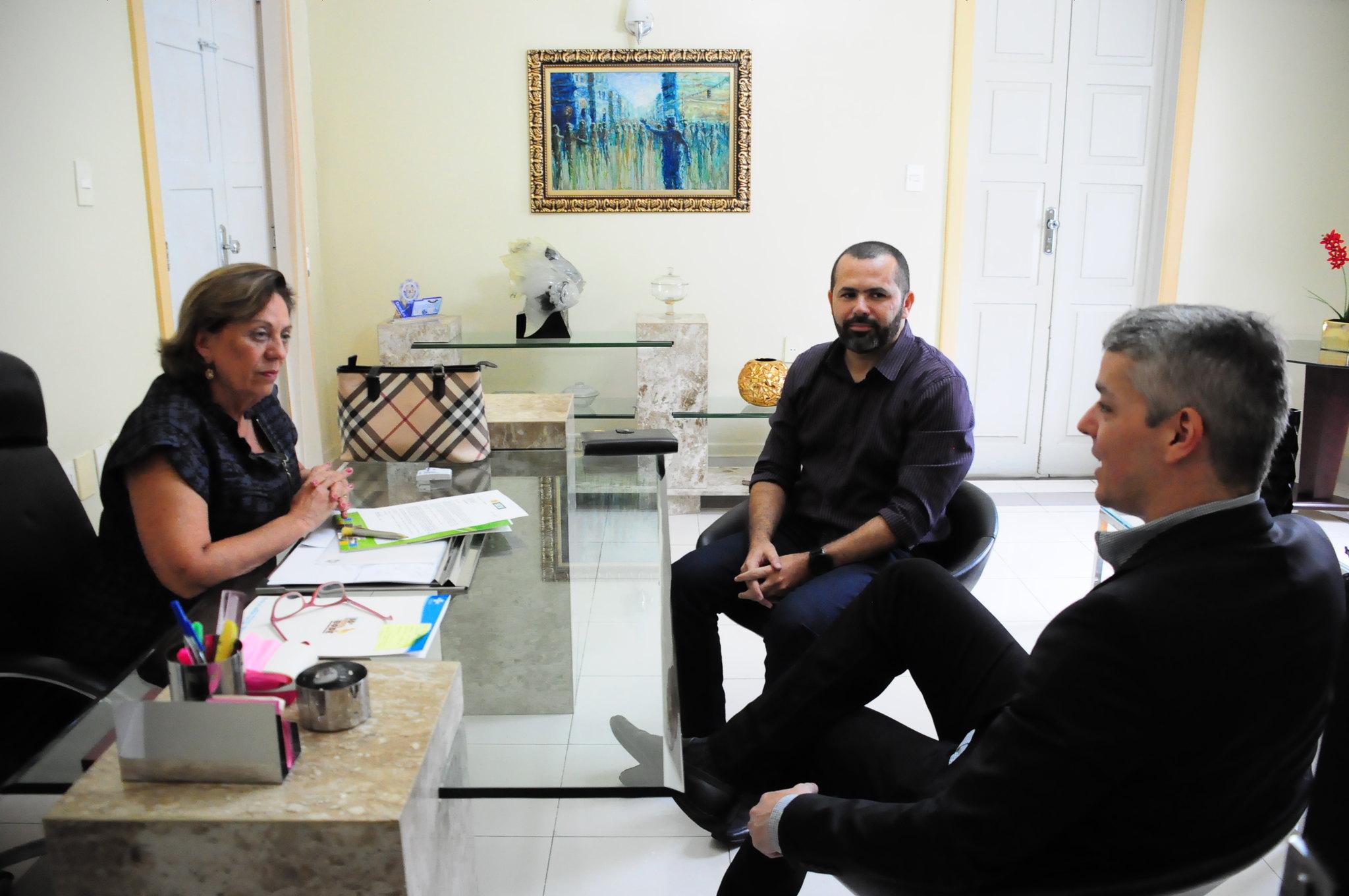 Prefeitura firma parceria com o SESI para a Ação Global