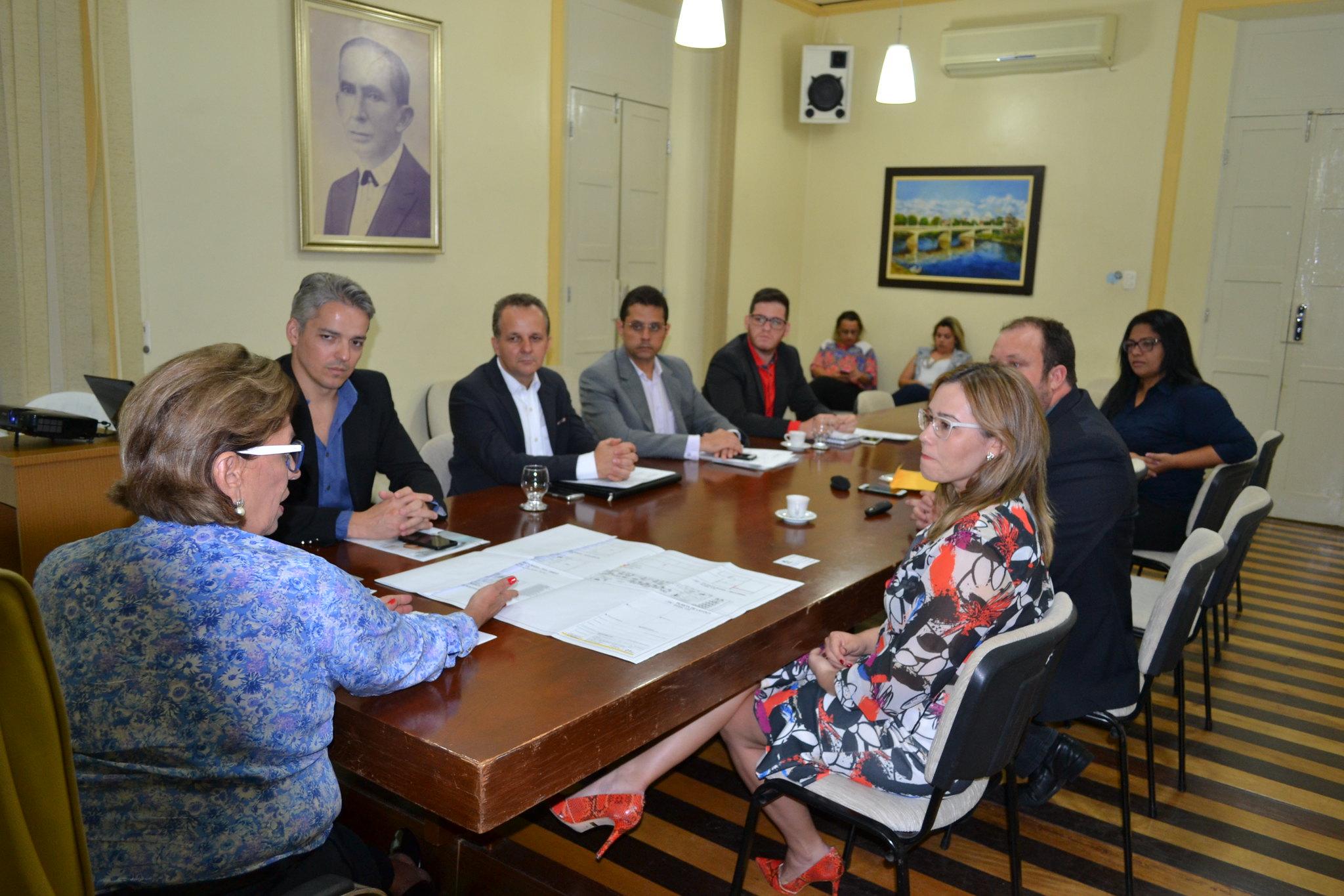 Prefeitura e JUCERN discutem parceria para implantação do Escritório do Empreendedor em Mossoró