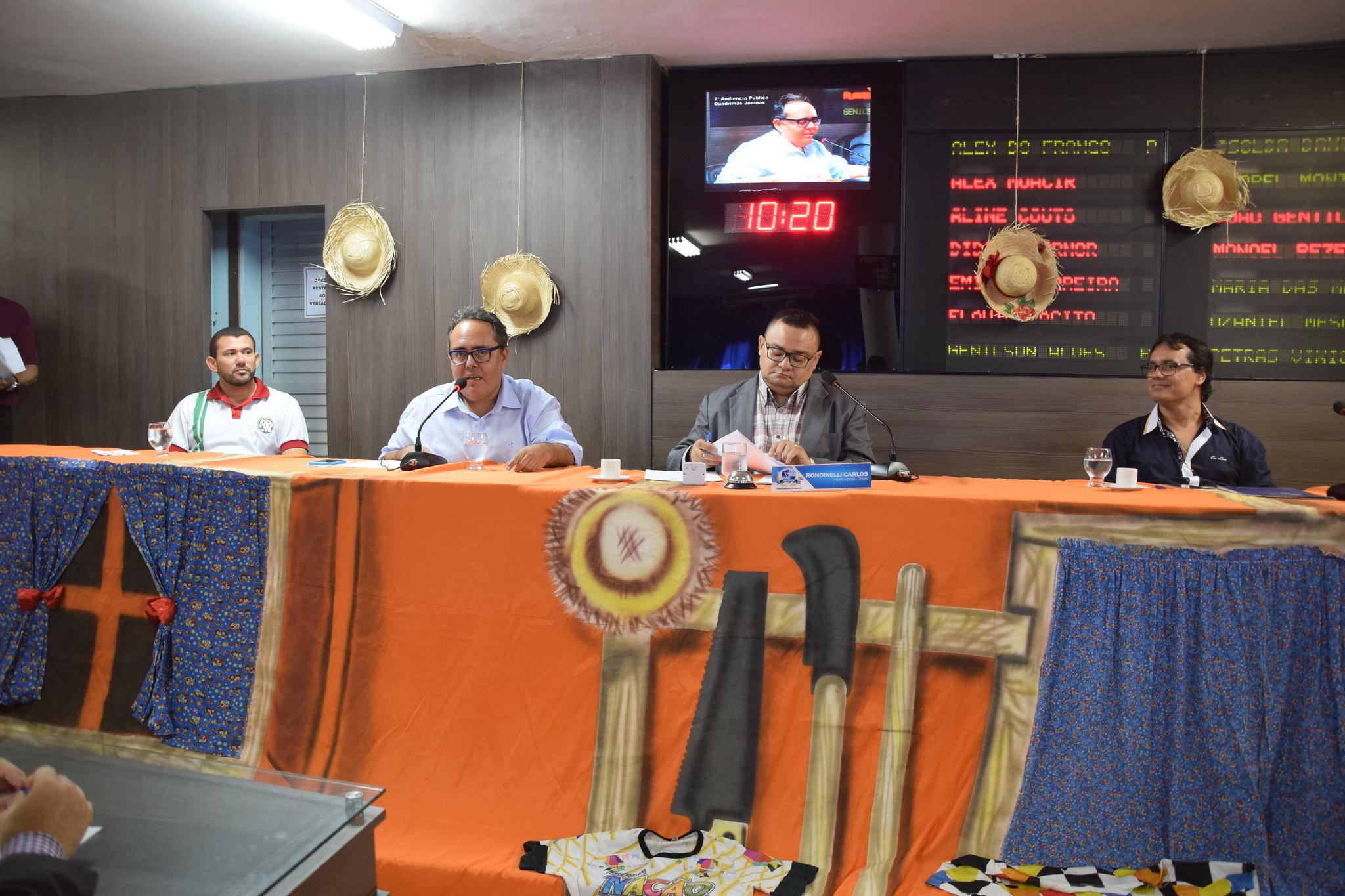 Município irá capacitar quadrilhas juninas para captação de recursos através das leis Câmara Cascudo e Rouanet