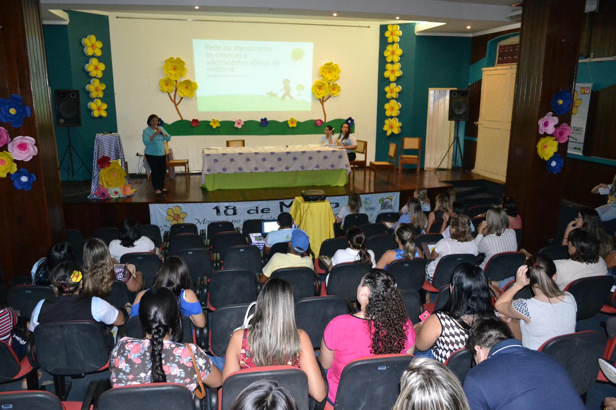 Secretarias se unem no combate ao abuso e à exploração sexual contra crianças e adolescentes