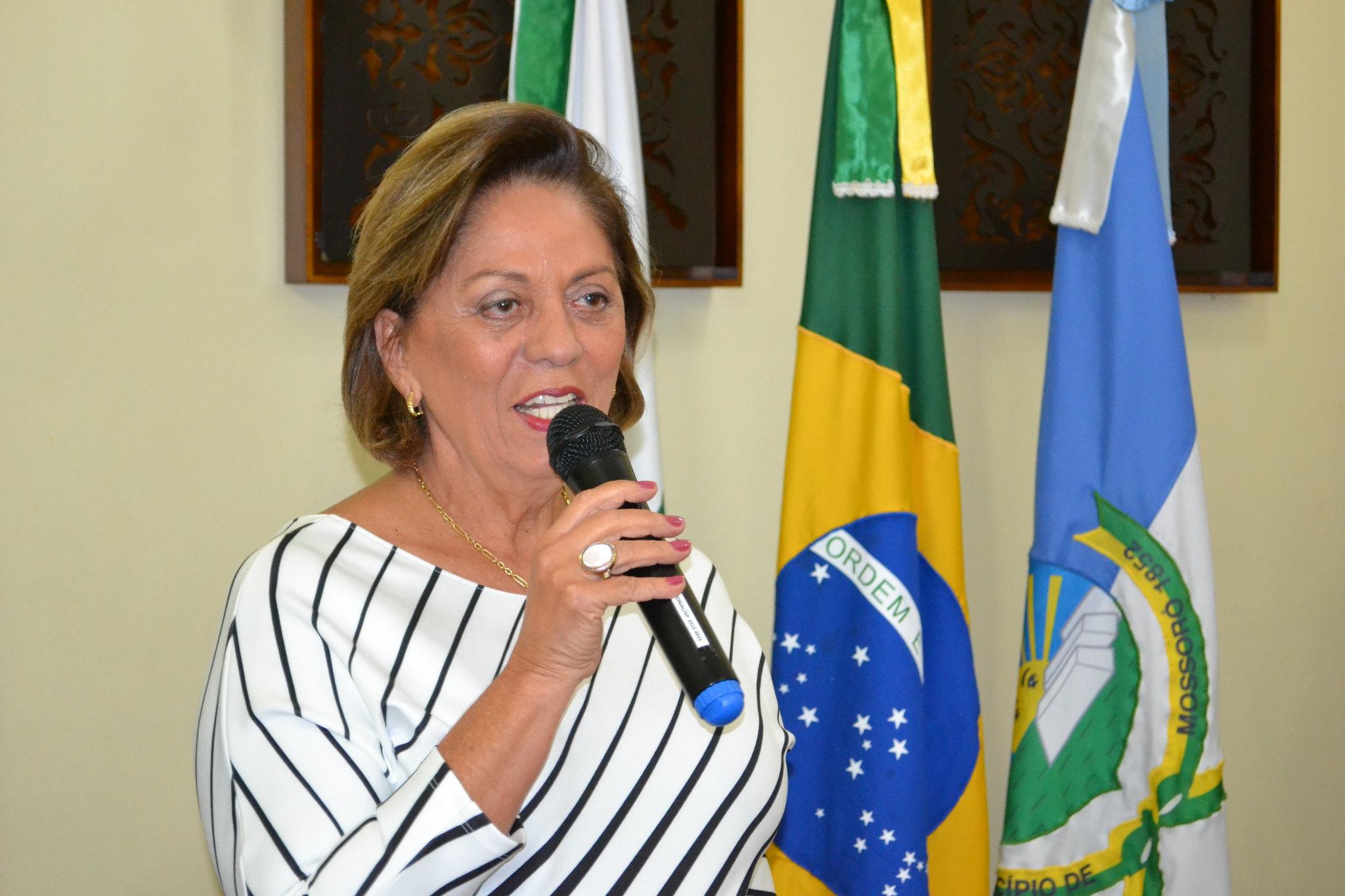 Prefeita Rosalba participa da XX Marcha em Defesa dos Municípios